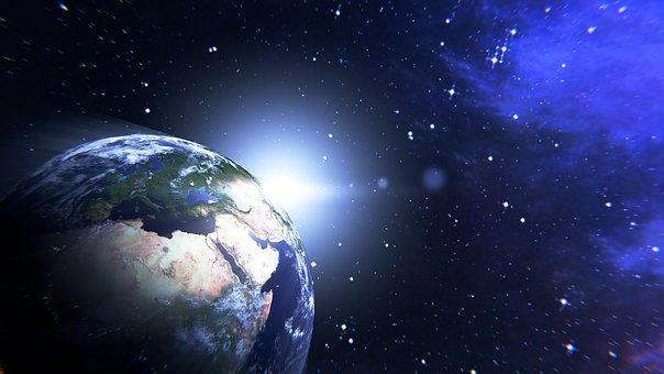 Europe, Globe, Ter, Terrestrial Globe, Planisphere