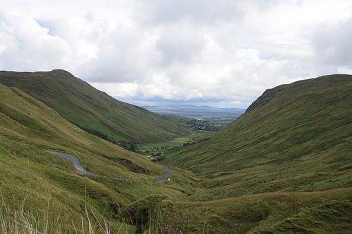 Donegal, Ireland, Wild Atlantic, Atlantic, Tourism