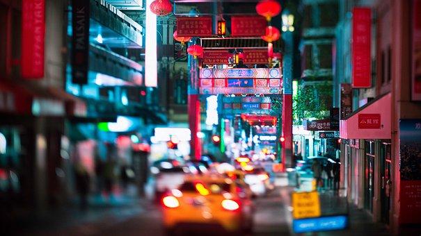 Chinatown, Urban, Business, Travel, Chinese, Oriental