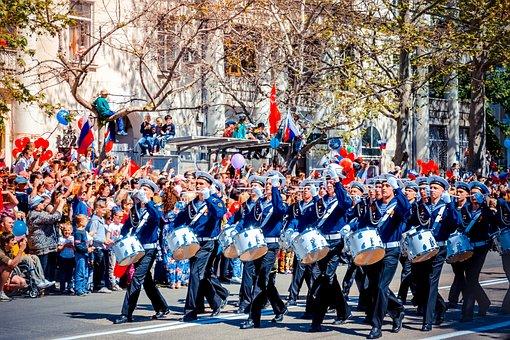 Victory Day, Sevastopol, Parade, Holiday, 9maâ
