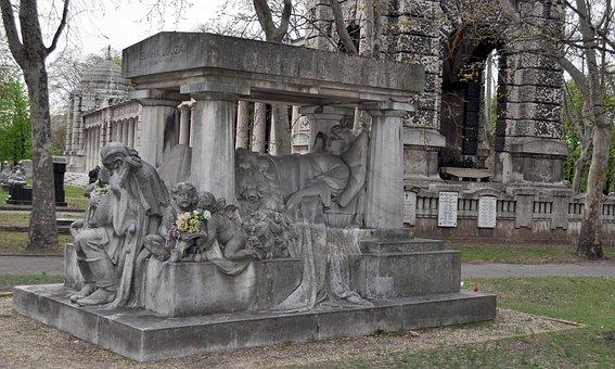Blaha Lujza Grave, Budapest, Kerepesi Cemetery