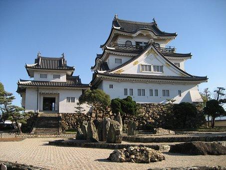 Kishiwada Danjiri Festival, Castle, Japan, Building