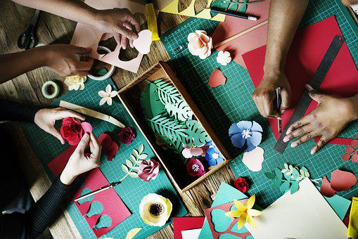 Aerial View, Art, Colorful, Craft, Creative, Creativity