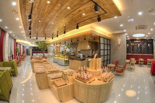 Cafe, Bakery, Delicious Food, Dessert, Food, Sweet Food