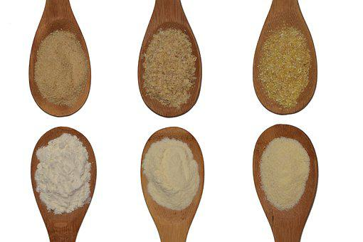 Flour, Cereals, Wheat, White Flour, Semolina, Couscous