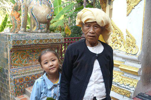 Thailand, Generations, Great-grandmother