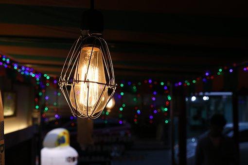 Lighting, Image, Light Bulb, Indoor, Atmosphere