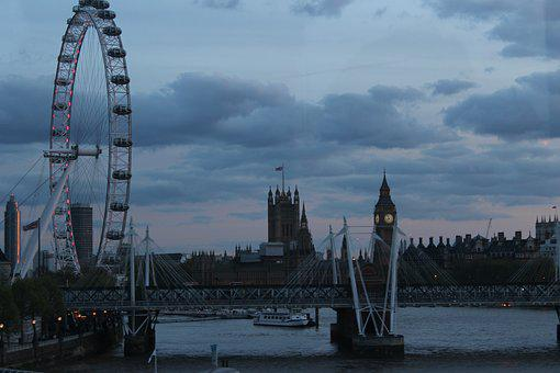 London, Architecture, England, Westminster, Sightseeing