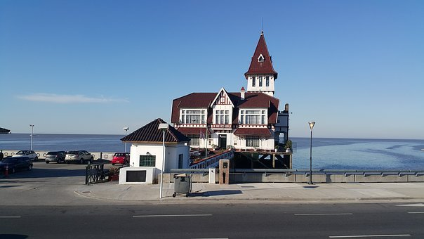 Lighthouse, Mirante, Mar, Beira Mar, Sky, Holidays