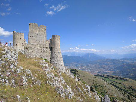 Abruzzo, Mountain, Landscape, Italy, Mountains