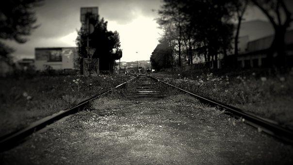 Railway, Rail, Railroad, Train, Transport, Station