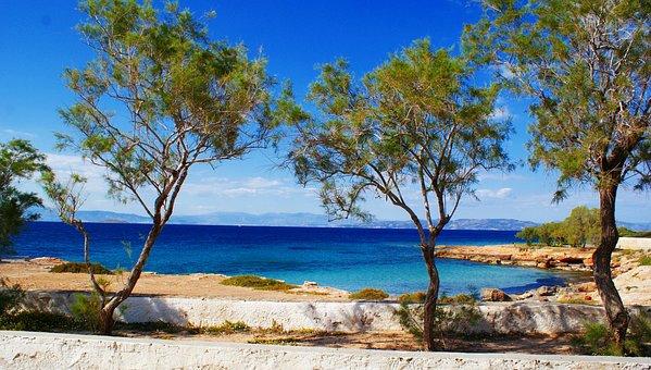 Aegina, Greece, Island, Tourism, Sea, Saronic