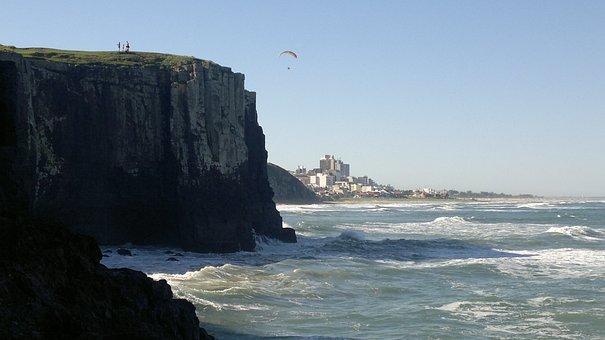 Landscape, Mar, Water, Nature, Beach, Sky, Rocks