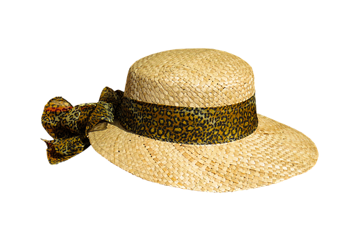 Hat, Straw Hat, Headwear, Sun Protection, Sun Hat