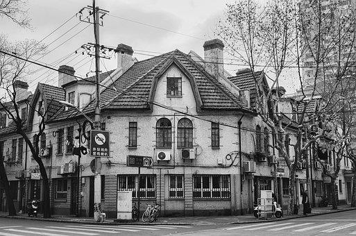 Shanghai, Street Photography, French Concession
