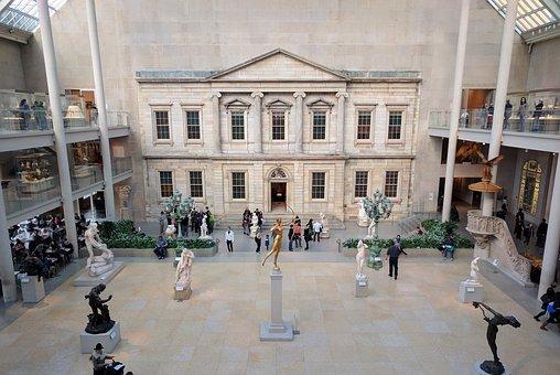 The Met, Nyc, Museum, The Metropolitan Museum Of Art