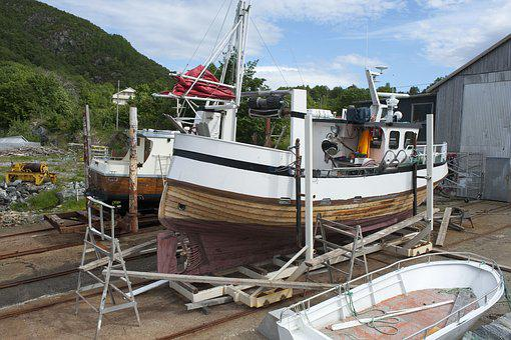 Release, Boats, Yard
