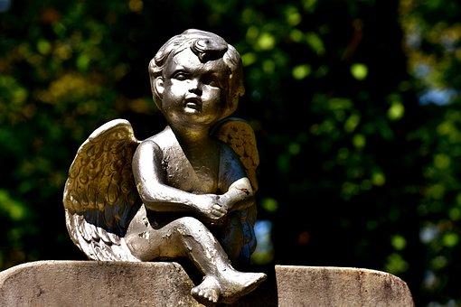 Angel, Figure, Angel Figure, Guardian Angel, Pray