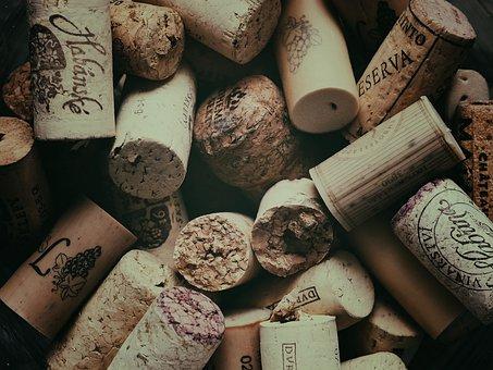 Background, Wine, Cork, Plug, Mood, Life, Meditation