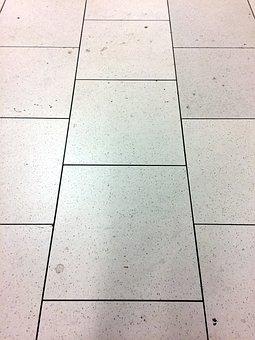Interview, Away, Concrete, Stones, Ground, Background