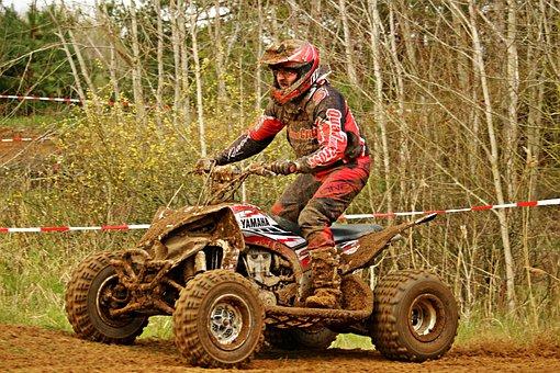 Enduro, Cross, Quad, Atv, Motorsport, Dirtbike