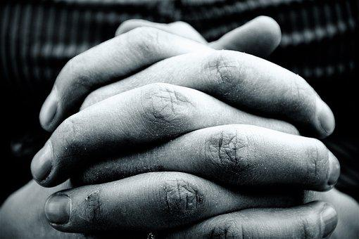 Hands, Hand, Fold, Woman, Finger, Work, Together, Pray