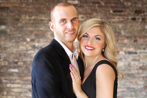 Engagement, Love, Couple, Romance, Romantic, Wedding
