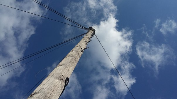 Sky, Electricity, Cloud, Electric, Power, Electrical