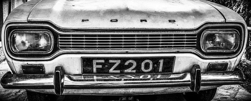 Ford, Car, Mk1, Antique, Vintage, Vehicle, Classic