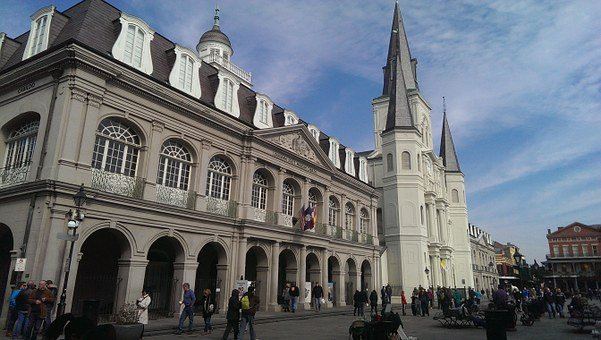 New Orleans, City, Orleans, Louisiana, Travel, America