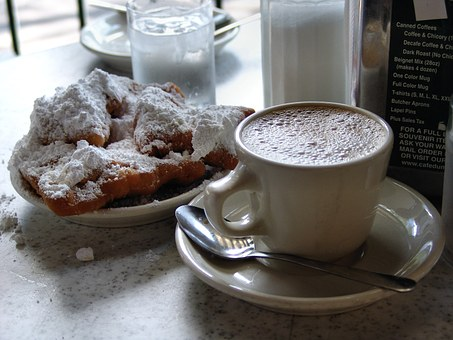 Cafe Du Monde, New Orleans, French Quarter, Coffee Shop