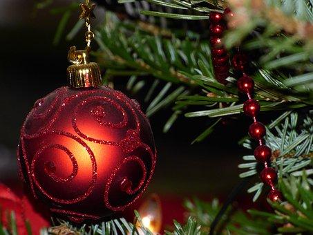 Christmas Ornament, Christmas Bauble, Christmas