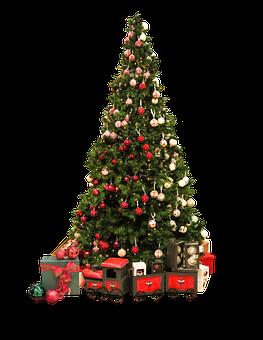 Christmas, Christmas Tree, Christmas Ornaments
