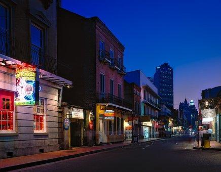 New Orleans, Louisiana, City, Urban, Destinations