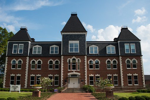 University, Building, School, Architecture, Exterior