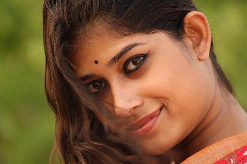 Model, Girl, Bengali
