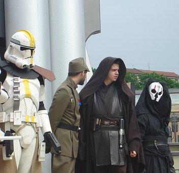 Star Wars, Morals, Masks, Battle