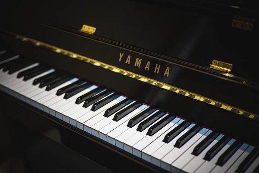 Piano, Yamaha, Grand Piano, Music, Grandpiano, Keyboard