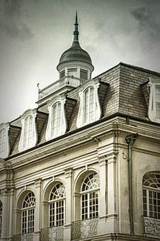 French Quarter, New Orleans, Architecture, Building
