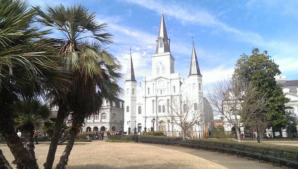 New Orleans, City, Orleans, Louisiana, America, Travel