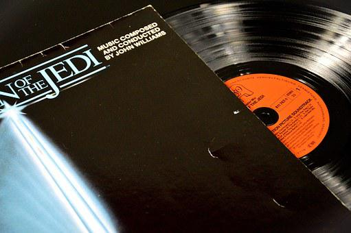 Star Wars, Vinyl, Soundtrack, The Rhythm, Old