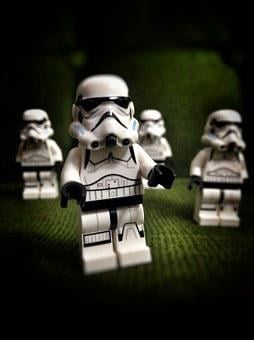 Star Wars, Stormtroopers, Toys, Dolls, Game