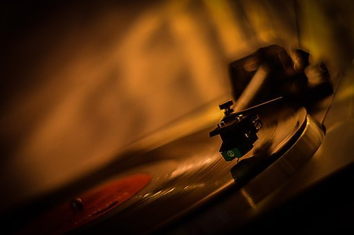 Needle, Turntable, Vinyl, Music, Sound, The Rhythm