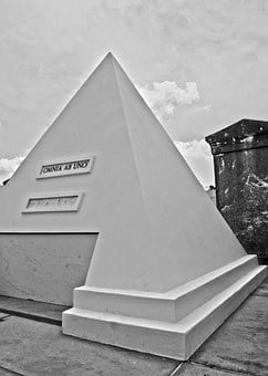 Crypt, Tomb, Cemetery, New Orleans, Graveyard