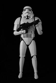 Star Wars, Stormtrooper, Toys, Models, Storm Trooper