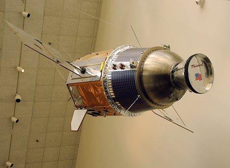 United States, Washington, Satellite, Museum, Air