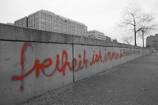 East, Side, Gallery, Berlin, Berlin Wall