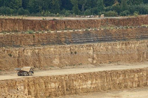 Limestone, Quarry, Luxembourg, Mineral, Cement