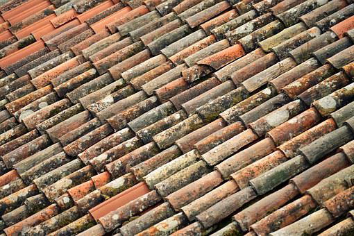 Italian, Roof, Tiles, Ceramic, Clay, Architecture, Old