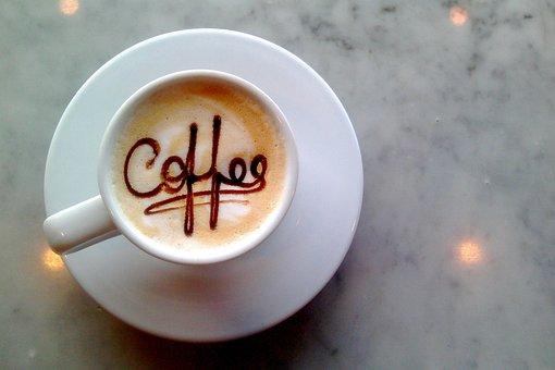 Coffee, Sandwich, Cafeteria, Coffee Grains, Coffee Bean